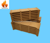 Fireclay checker brick for sell