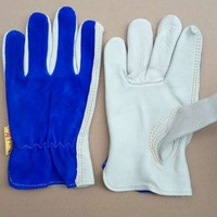 Driver Gloves Keystone Thumb Top Cow
