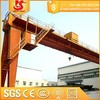 Factory Price industrial Electric Hoist single beam semi gantry crane