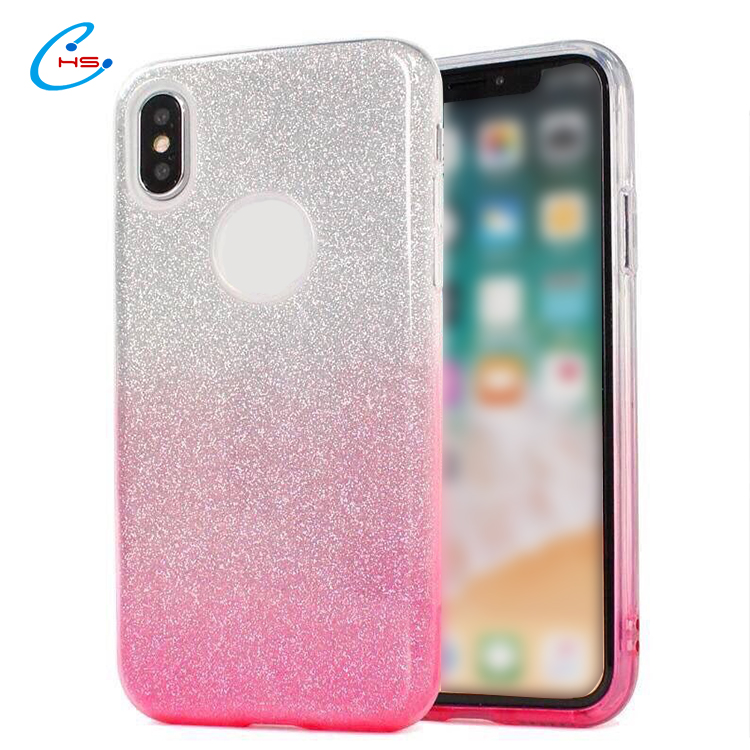 Hot light protective mobile phone cover for iphone