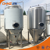 2000L Customizable home brew stainless steel beer used conical fermenters