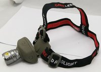3W LED Torch Adjustable Focus zoom 3 modes head lamp X32
