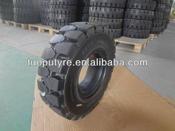 Solid superelastic tyre, solid cushion tyre, Resilient solid tyre