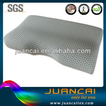 2013 Newly Butterfly Magnetic Memory Foam Contour Pillow