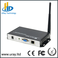 DHL Free Shipping HEVC 1080P HD VGA + Stereo Audio Live Streaming Encoder H.265 /H.264 For Live Recording And Broadcast