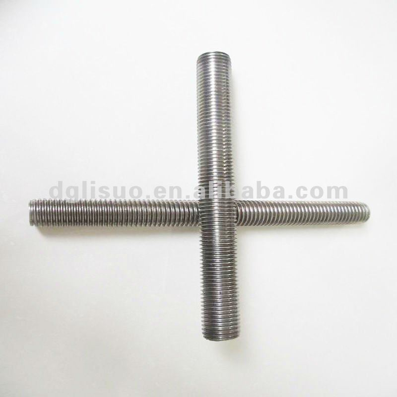 Fasteners Double End Threaded Rod