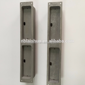 customized zinc alloy or zamac die casting door latch door lock