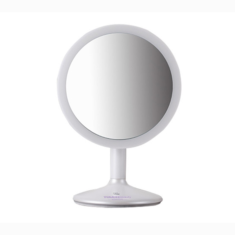 TOUCHBeauty CE/ROHS/ Luxury Lighted desktop mirror with Sensor switch, Brightness adjustable