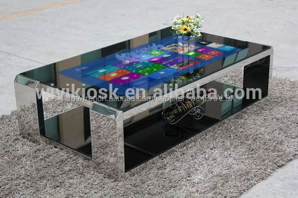 42 ecran interactive tactile fabriquer table tactile for Table basse tactile