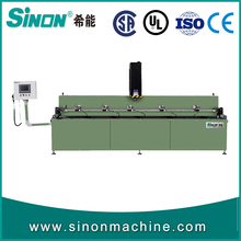 Aluminum curtain wall high speed Copy Router with CE Copy Routing Drilling Machine