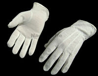 NMSAFETY 100% cotton sewing driving glove