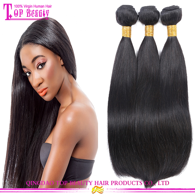 Overnight shipping peruvian human hair raw unprocessed virgin hair grade 7a silky straight peruvian hair