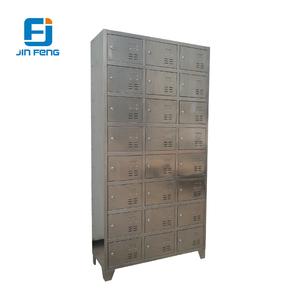 24 Door Antirust / Stainless Steel Wardrobe