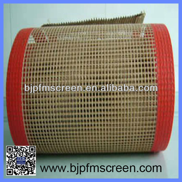High temperature resist PTFE open mesh frabic for industrial