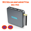 Mecool BB2 Pro S912 3G 16G ott tv box user manual wholesale android smart tv set top box KODI 17.0 TV Box