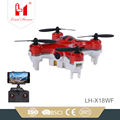 hot sale 360 rotation 2.4G 6 axis gyro fpv WIFI smartphone control unmanned plane with camera