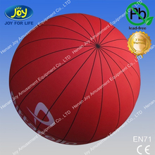 PVC material hot air balloon for sale, advertising hot air balloon price