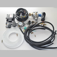 LPG sequential gas injection system for car/LPG fuel gas conversion kit