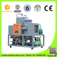 magnetic field purification Micro-filtration vegetable oil recycling equipment