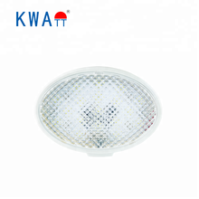 Factory High Quality High Lumen Newest 12V-24V Oval Car LED Ceiling Interior Lights for Caravan,Cabin,RV,Truck With Switch