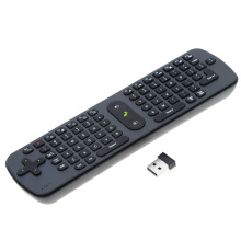 Keyboard Wireless Handheld 2.4G Wireless Keyboard with Gyroscope Air Mouse Keyboard Teclado Android for PC Notebook TV BOX