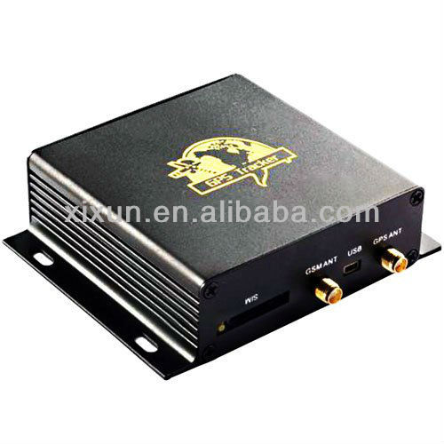 No installation detachable vehicle tracking device with RS232