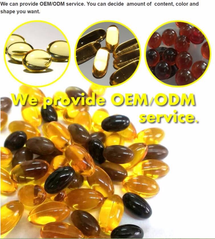 best garlic oil softgel capsules in bulk made in China with GMP certifited