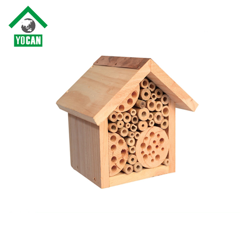 Modern Outdoor Wholesale insect cage mason bee house