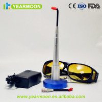 YEARMOON dental Caries Detector/Wireless Operation diagnostic detector Caries curing light C-hunter curing light