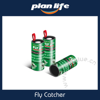 Fly Catching Paper,Fly Trap Papers,Magic Fly Paper