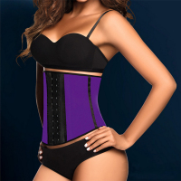 Ann Chery Colombian Waist Cincher Corset Wholesale Rubber Girdle P209