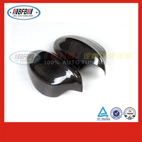 carbon fiber 2005-2008 E90 Side Mirror Cover replacement For Bmw 3 series hot selling