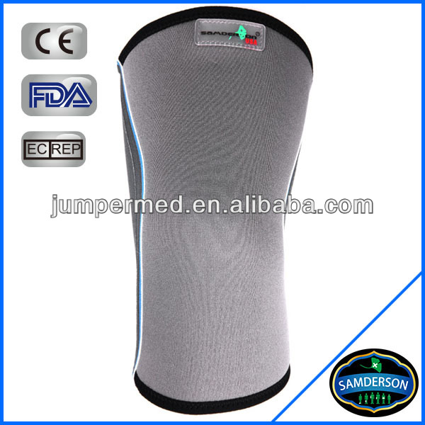 Sports neoprene knee support as seen on tv