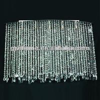 new model big crystal chandelier with clear crystal decoration (IH-13761)