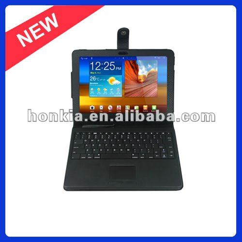 Wireless Keyboard with TouchPad Mouse for Galaxy Tab 10.1''
