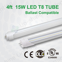 China Supplier wholesale price high brightness high lumen integrated Milk cover ul dlc tube8 new led tube