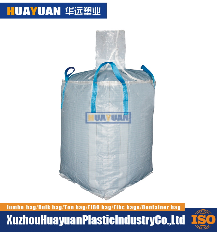China manufacture durable breathable duffle pp super sack jumbo bag