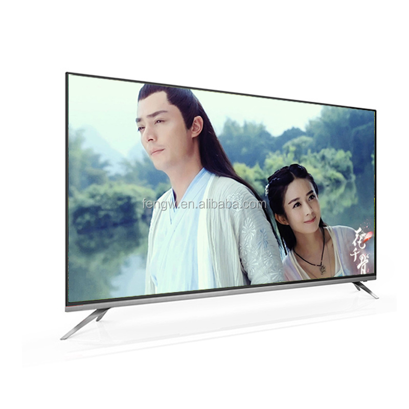 "China top ten selling products television 32 50 100"" inches 4k uhd smart led tv"