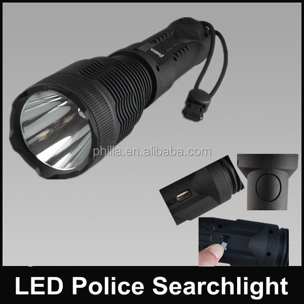 flashlights police electrical shotgun USB torchlight 2015 Taiwan Show