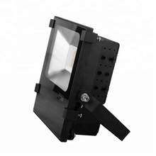 Waterproof Aluminium Smd Led Floodlight Slim outdoor led garden lights with CE Rohs certificate