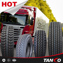 Truck tyre/tires with wide range pattern GCC DOT approved