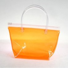 Plastic pvc pet shoes bag