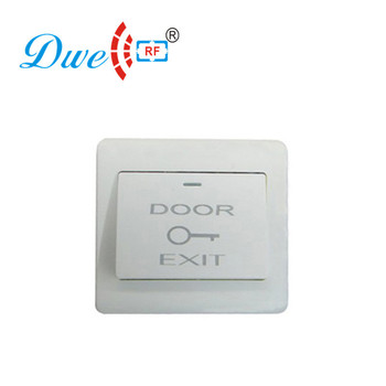 Door Exit Push Release Button Switch for Access Control Electric Lock Strike Panic Button