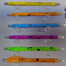 plastic promotional pen with Heat Transfer Printing logo