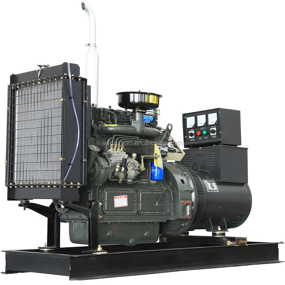 water cooled wholesale 20kw natural gas generator price