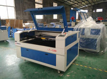 High quality laser Engraver Cutter 1290 , CO2 Laser machine for sale