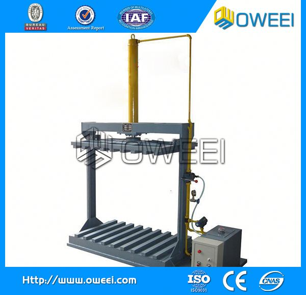 hydraulic waste paper baler/plastic baling machine for carton compress