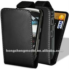 NEW FLIP LEATHER SERIES CASE FITS BLACKBERRY CURVE 8520/9300
