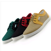 D83745H 2014 MAN'S KOREA LATEST DESIGN SUMMER MATCHING COLOR BREATHABLE LEISURE CANVAS SHOES