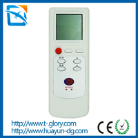 OEM brand codes for universal remote for air conditioners